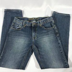 Boys Calvin Klein Los Angeles Blue Denim Jeans 14